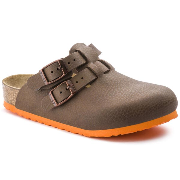 BIRKENSTOCK Kay Kids Desert Soil Brown  Outlet Store