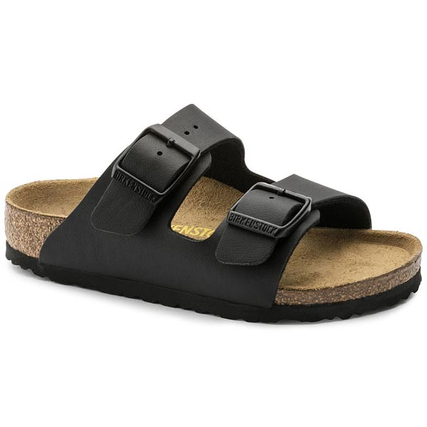 BIRKENSTOCK Arizona Kids Black Birko-Flor Outlet Store