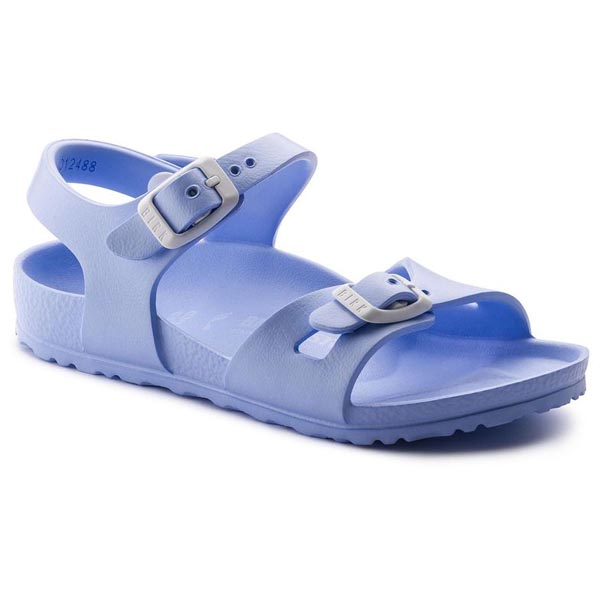 BIRKENSTOCK Rio Kids Essentials Lightblue EVA Outlet Store
