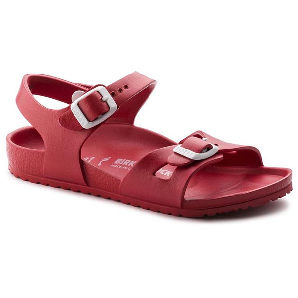 BIRKENSTOCK Rio Kids Essentials Red EVA Outlet Store