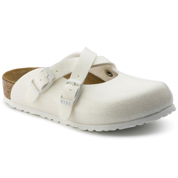 BIRKENSTOCK Dorian Kids Magic Galaxy White Birko-Flor Outlet Store