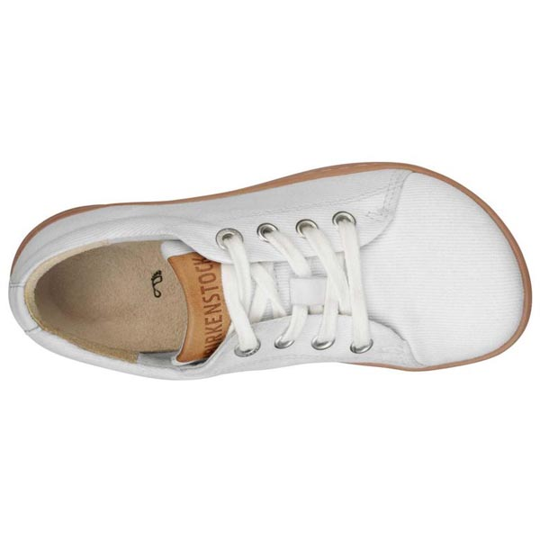 BIRKENSTOCK Arran Kids White Textile Outlet Store