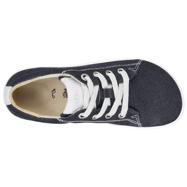 BIRKENSTOCK Arran Kids Dark Blue Textile Outlet Store