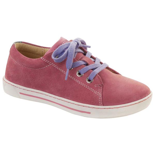 BIRKENSTOCK Arran Kids Berry Suede Outlet Store