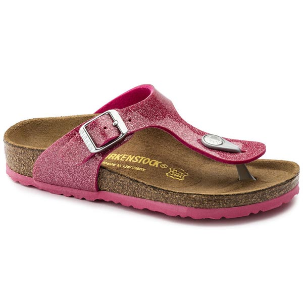 BIRKENSTOCK Gizeh Kids Magic Galaxy Bright Rose Birko-Flor Outlet Store