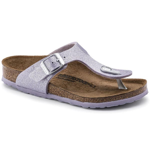 BIRKENSTOCK Gizeh Kids Magic Galaxy Lavender Birko-Flor Outlet Store
