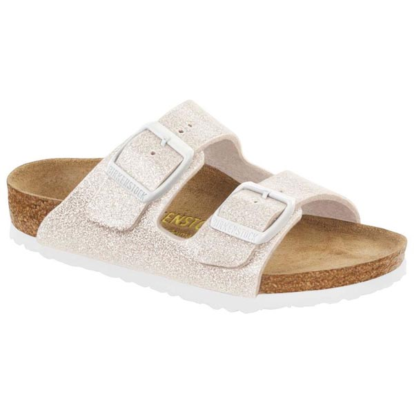 BIRKENSTOCK Arizona Kids Magic Galaxy White Birko-Flor Outlet Store