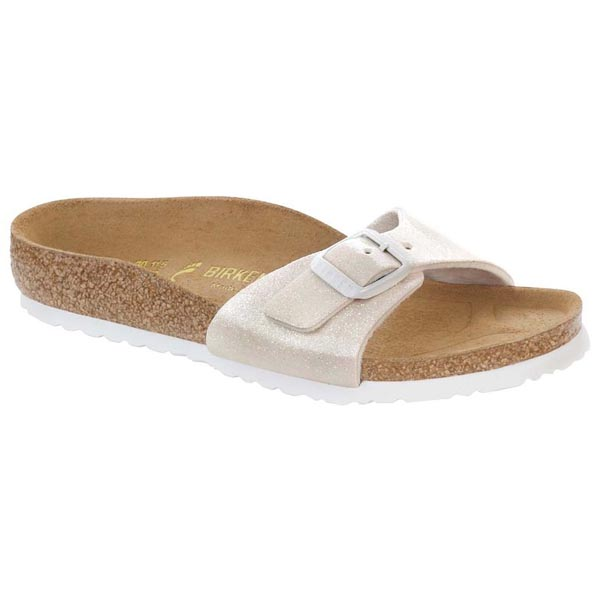 BIRKENSTOCK Madrid Kids Magic Galaxy White Birko-Flor Outlet Store