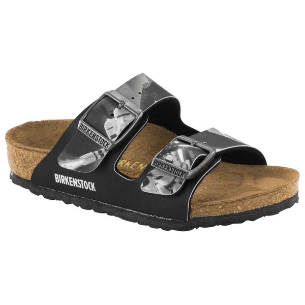 BIRKENSTOCK Arizona Kids Kylo Ren Black Birko-Flor Outlet Store
