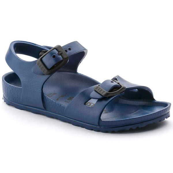 BIRKENSTOCK Rio Kids Essentials Navy EVA Outlet Store