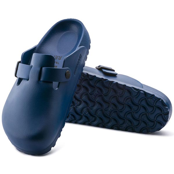 BIRKENSTOCK Boston Essentials Navy EVA Outlet Store