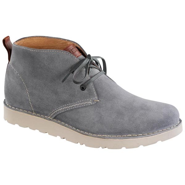 BIRKENSTOCK Harris Grey Suede Outlet Store