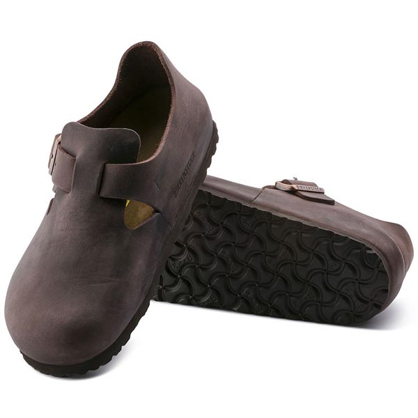 BIRKENSTOCK London Habana Oiled Leather Outlet Store