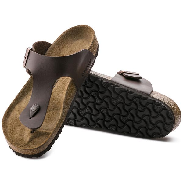 BIRKENSTOCK Ramses Dark Brown Birko-Flor Outlet Store