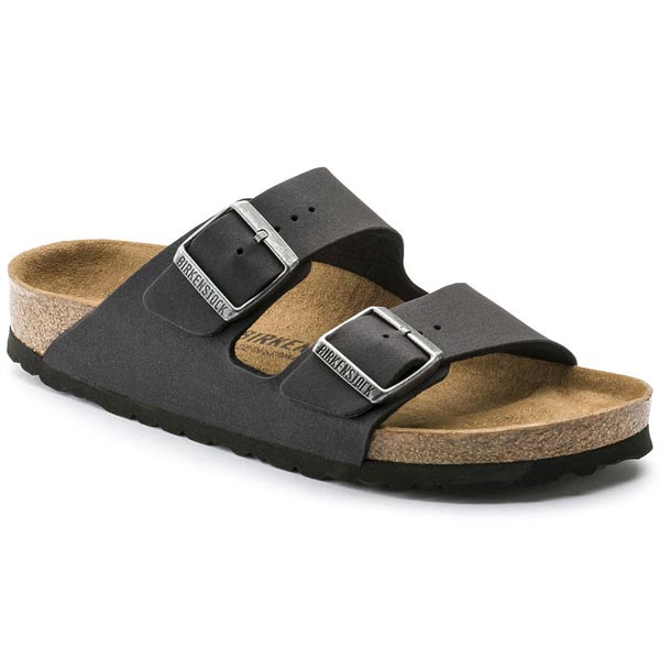 BIRKENSTOCK Arizona Anthracite Microfiber Outlet Store