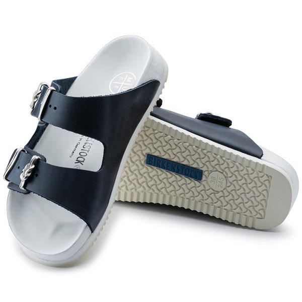 BIRKENSTOCK Arizona Blue Knot Leather Outlet Store