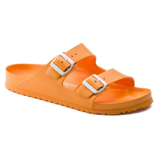 BIRKENSTOCK Arizona Essentials Neon Orange EVA Outlet Store