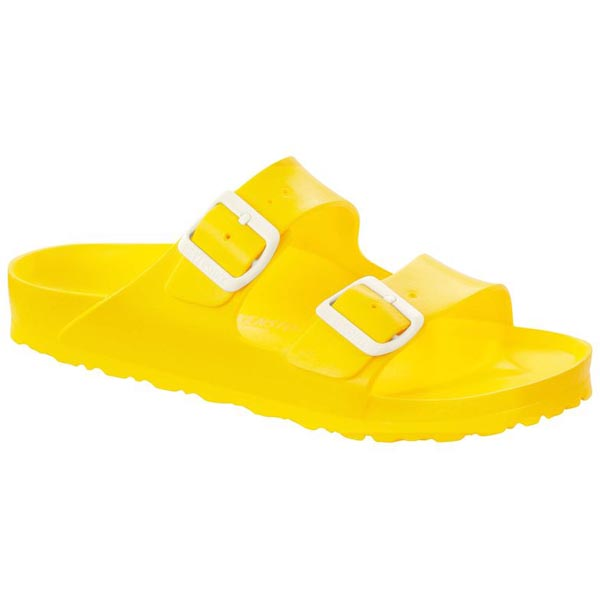BIRKENSTOCK Arizona Essentials Neon Yellow EVA Outlet Store