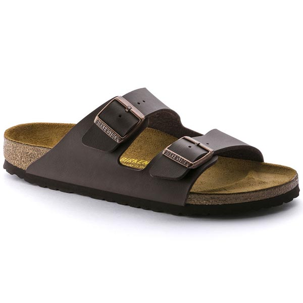BIRKENSTOCK Arizona Dark Brown Birko-Flor Outlet Store