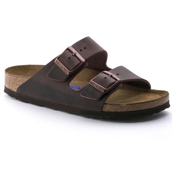 BIRKENSTOCK Arizona Soft Footbed Habana Oiled Leather Outlet Store