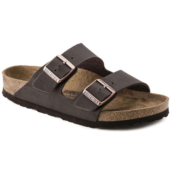 BIRKENSTOCK Arizona Cocoa Brown Microfiber Outlet Store