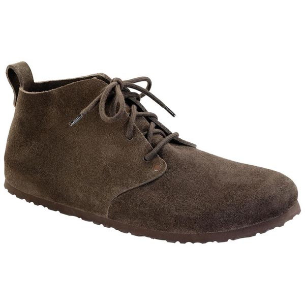 BIRKENSTOCK Dundee Mocha Suede Outlet Store