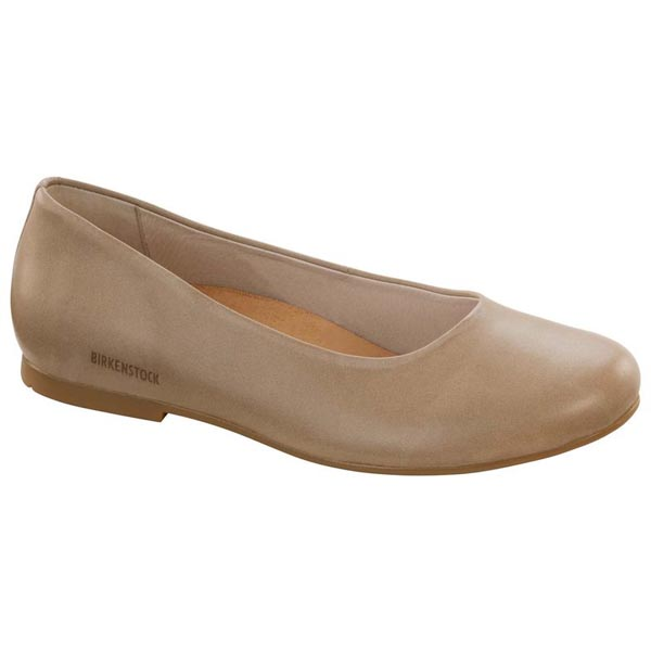 BIRKENSTOCK Keppel Nude Natural Leather Outlet Store