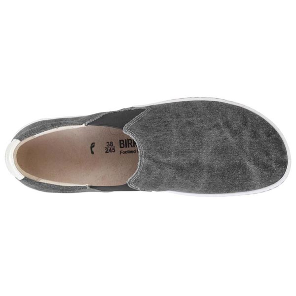 BIRKENSTOCK Barrie Women Black Textile Outlet Store