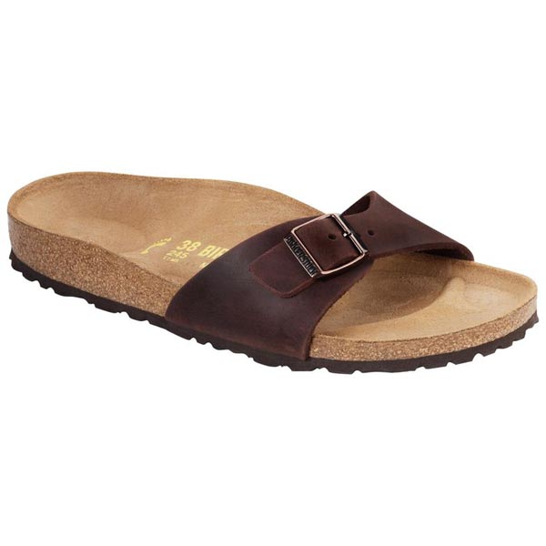 BIRKENSTOCK Madrid Habana Oiled Leather Outlet Store