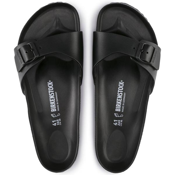 BIRKENSTOCK Madrid Essentials Black EVA Outlet Store