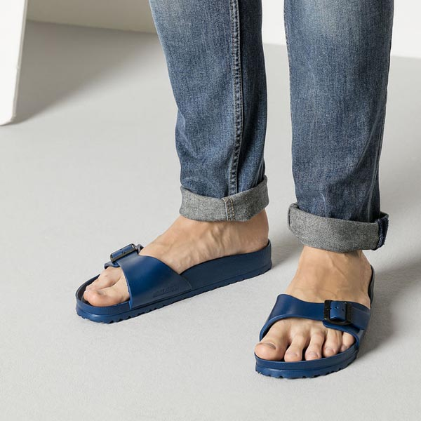 BIRKENSTOCK Madrid Essentials Navy EVA Outlet Store