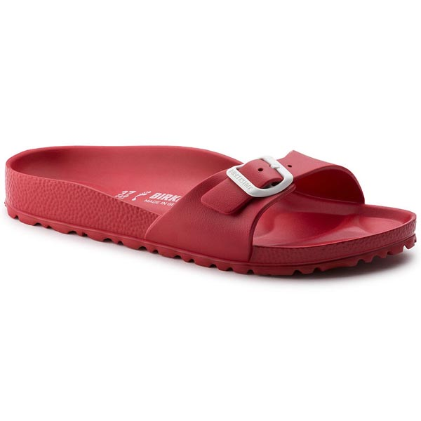 BIRKENSTOCK Madrid Essentials Red EVA Outlet Store