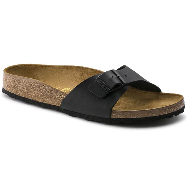 BIRKENSTOCK Madrid Black Birko-Flor Outlet Store