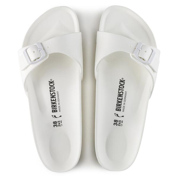 BIRKENSTOCK Madrid Essentials White EVA Outlet Store