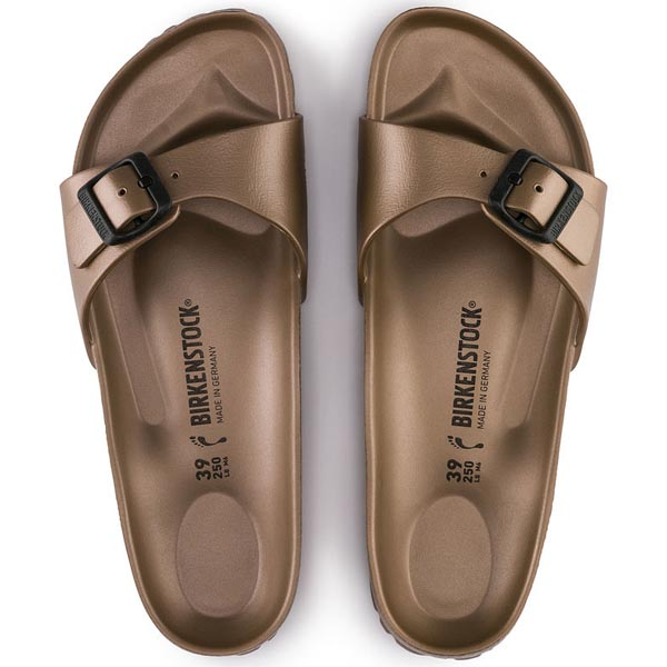 BIRKENSTOCK Madrid Essentials Copper EVA Outlet Store