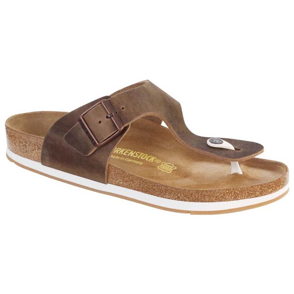 BIRKENSTOCK Ramses Sport Tobacco Brown Oiled Leather Outlet Store