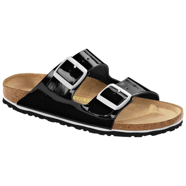 BIRKENSTOCK Arizona Black Patent Leather Outlet Store