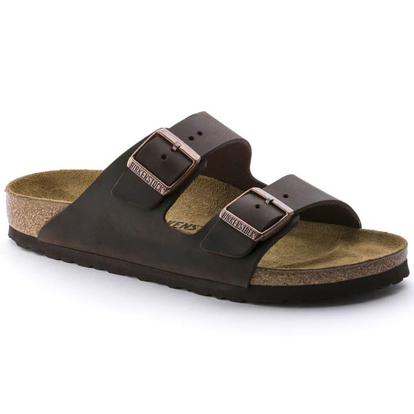 BIRKENSTOCK Arizona Habana Oiled Leather Outlet Store