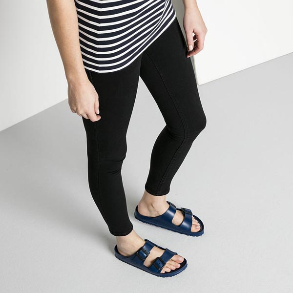 BIRKENSTOCK Arizona Essentials Navy EVA Outlet Store