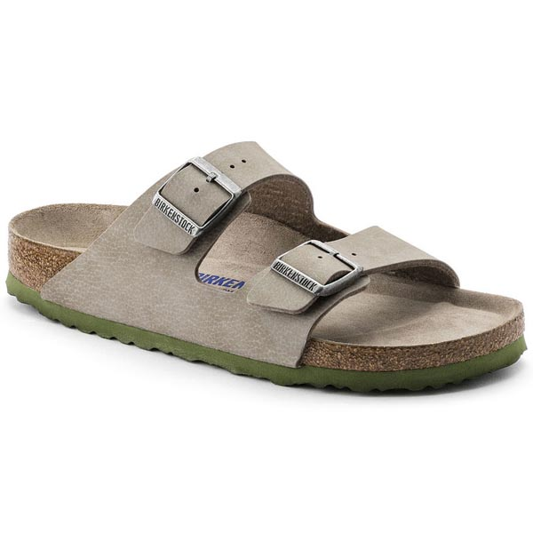 BIRKENSTOCK Arizona Soft Footbed Desert Soil Taupe Birko-Flor Outlet Store