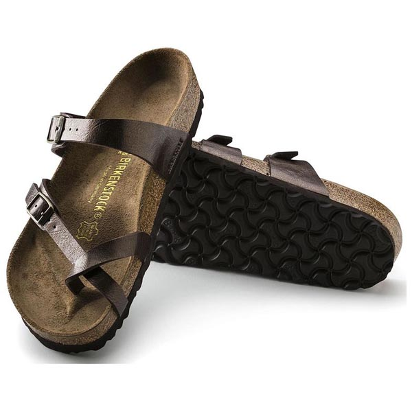 BIRKENSTOCK Mayari Graceful Toffee Birko-Flor Outlet Store