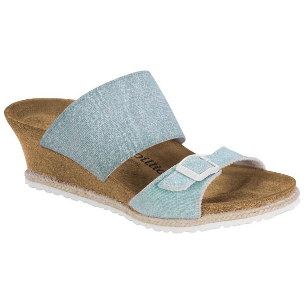 Papillio Della Beach Light Blue Birko-Flor/Stretch Outlet Store