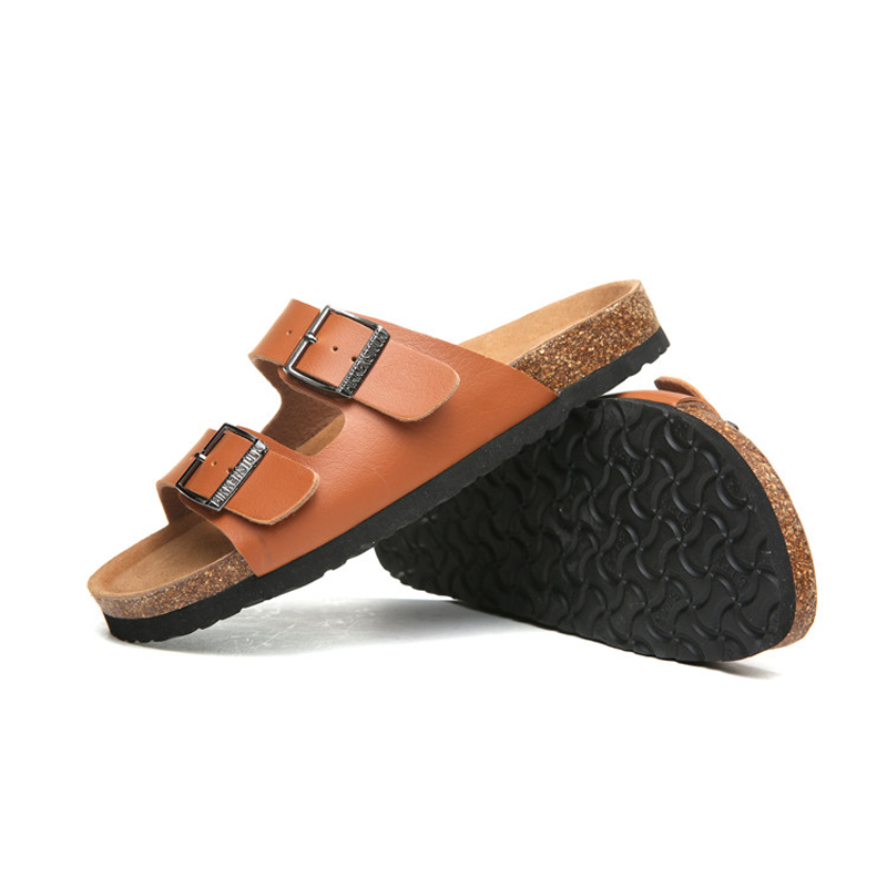 2018 Birkenstock 096 Leather Sandal Orange