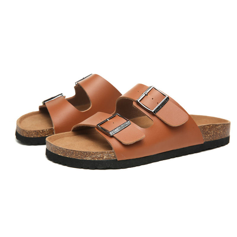2018 Birkenstock 005 Leather Sandal orange