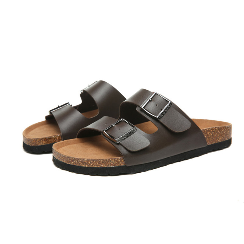 2018 Birkenstock 006 Leather Sandal brown