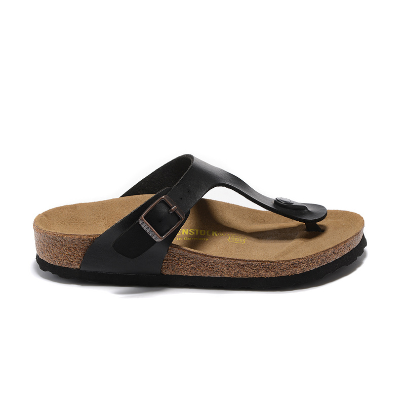 2018 Birkenstock 100 Leather Sandal Black