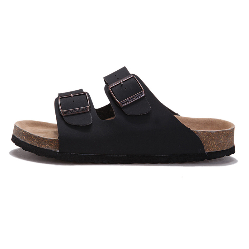 2018 Birkenstock 104 Leather Sandal Black