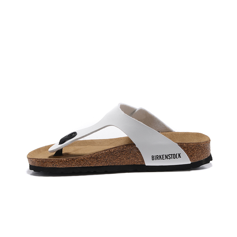 2018 Birkenstock 112 Leather Sandal White