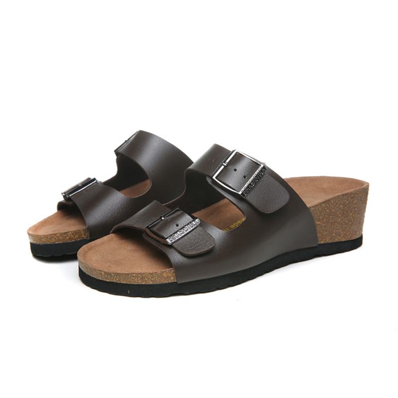 2018 Birkenstock 134 Leather Sandal coffee
